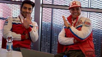 MotoGP: Petrucci: mi do 8... come la mia posizione nel Mondiale