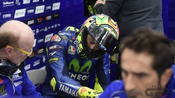 MotoGP: Rossi: new parts? Hopefully for Sepang in January