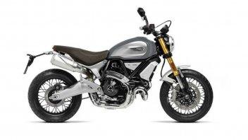 News Prodotto: Ducati Scrambler 1100: spuntano le prime foto