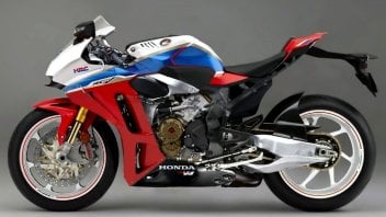 """Moto - News: Honda accelera sulla futura V4: presto """"l'anti-Panigale"""""""
