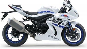 News Prodotto: Suzuki GSX-R 1000: nuova grafica per il 2018