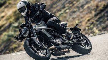 News Prodotto: EICMA 2017, Husqvarna Motorcycles Vitpilen 701 my 2018 e concept Svartpilen 701