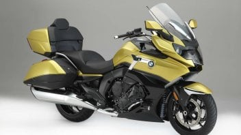 News Prodotto: EICMA 2017 - BMW Motorrad K 1600 Grand America my 2018: tu vuò fa l'americano