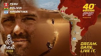 Dakar: Dakar 2018, 9000 km for a roaring 40th edition