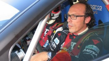 "News: Telecronista ""rallista"": Guido Meda c'è... al Monza Rally"