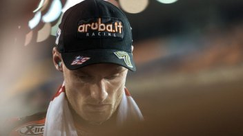 SBK: Jerez test ends prematurely for Chaz Davies