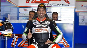 SBK: De Angelis: The future? I have offers in Superbike