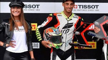 SBK: Leandro Mercado con Orelac Racing nel 2018