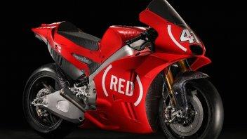 SBK: Aprilia indossa l'abito Rosso a Valencia