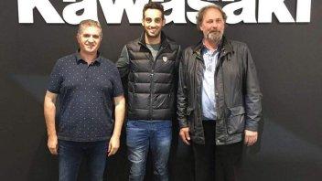 SBK: Mercado: voglio regalare un podio a tutta l'Argentina