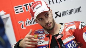 MotoGP: Dovizioso: After the crash I lost confidence