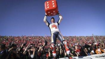 """MotoGP: Marquez: """"Il dopo Honda? Andrò dove mi porterà il cuore"""""""