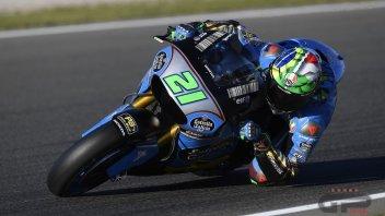 MotoGP: Morbidelli: un aggettivo per la Honda? impennante