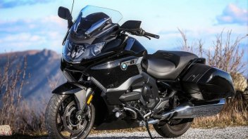 "News Prodotto: BMW K 1600 B: classe ed eleganza ""on the road"""