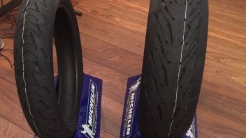 News Prodotto: Michelin: arriva il nuovo Road 5
