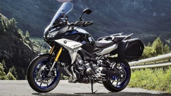 News Prodotto: Yamaha svela i prezzi di Tracer 900 e Tracer 900 GT