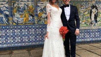 News: Bautista and Grace newlyweds