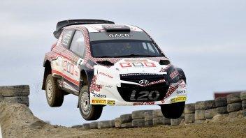 "News: Motor Show agrodolce per il ""rallista"" Tony Cairoli"