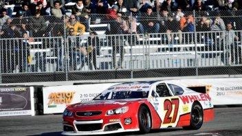 News: Melandri sogna l'America con la Nascar al Motor Show