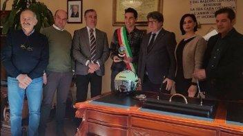 News: Michele Pirro sindaco per un giorno a San Giovanni Rotondo