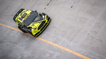 News: CLAMOROSO: La Fiesta di Rossi sottopeso al Monza Rally