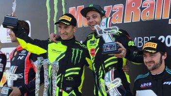 News: Bonanomi sbaglia, Rossi non perdona e fa 6 al Monza Rally