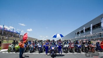 News: Vinales' first visit to Kyalami