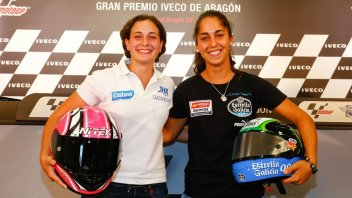 SBK: Ana Carrasco vs Maria Herrera, sfida in rosa nella SuperSport300