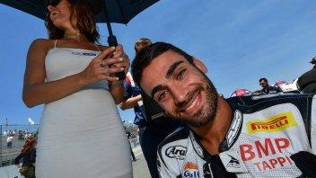 SBK: De Rosa: MV has given me my smile back, I wasn't having fun in SBK