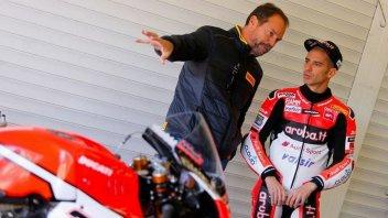 SBK: Melandri: Ducati più penalizzata della Kawasaki