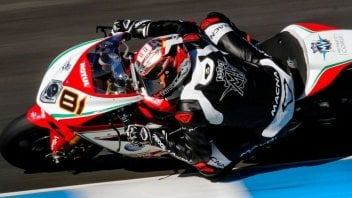 "SBK: Torres: ""the podium with MV? A 'mission possible'"""