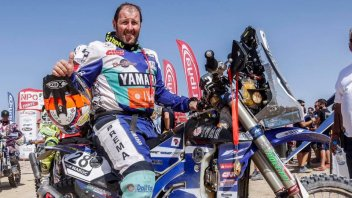 "Dakar: Botturi: ""The Dakar? An experience that marks you for life"""