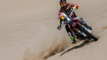 Dakar: Joan Barreda domina nella quinta tappa e torna in corsa