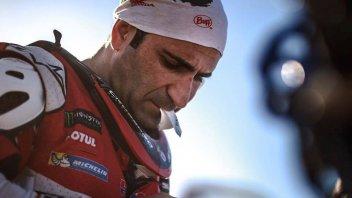Dakar: Primo colpo di scena: Paulo Gonçalves costretto al ritiro