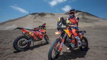 Dakar: KTM Regina del RAID, in casa Honda la vittoria manca dall'89