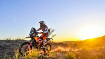 Dakar: Walkner and KTM triumph in the 40th edition, Cerutti 20th
