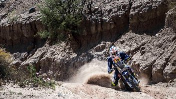 Dakar: Tegola per Alessandro Botturi: la sua corsa finisce a Belen