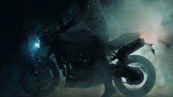 Moto - News: Nuova Triumph Speed Triple: un video teaser ne svela le forme