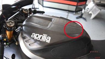 MotoGP: In Sepang, Aprilia blows its...cap