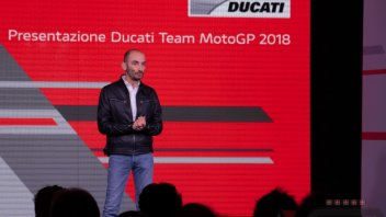 "MotoGP: Domenicali holds back on Dovi's renewal: ""Too early to say"""