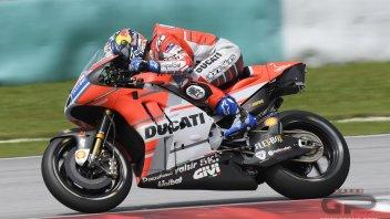MotoGP: Dovizioso e Lorenzo: stupiti dalla Ducati 2018