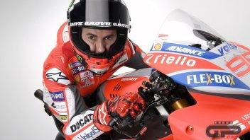 MotoGP: Lorenzo: voglio dare alla Ducati il miglior Jorge