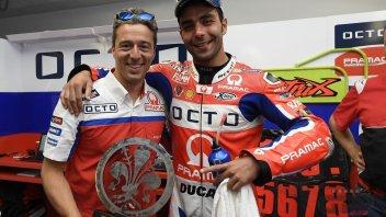 MotoGP: Guidotti: per Petrucci può essere l'anno della consacrazione