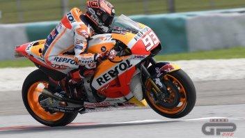 MotoGP: Sepang: se si fosse corso, avrebbe vinto Marquez