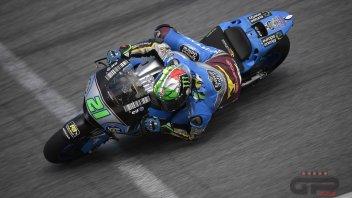 """MotoGP: Morbidelli: """"Sepang? Mi ha dato più fiducia con la MotoGP"""""""