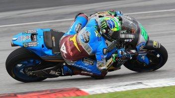 """MotoGP: Morbidelli: """"Per la MotoGP ho dovuto resettare il cervello"""""""