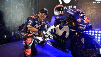 """MotoGP: Vinales: """"Rossi? Con lui riesco ad essere più veloce"""""""