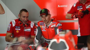 MotoGP: Lorenzo: the Ducati is now more similar to the Yamaha