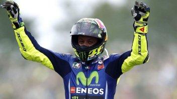 MotoGP: Yamaha e Rossi si presentano 'live' su Sky