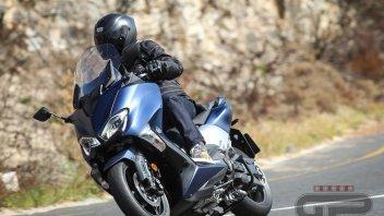 News Prodotto: Yamaha cresce sul mercato grazie a T-Max e Tracer